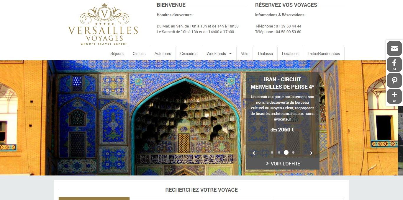 Versailles Voyages