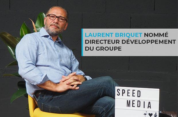 Laurent Briquet - Directeur du Développement