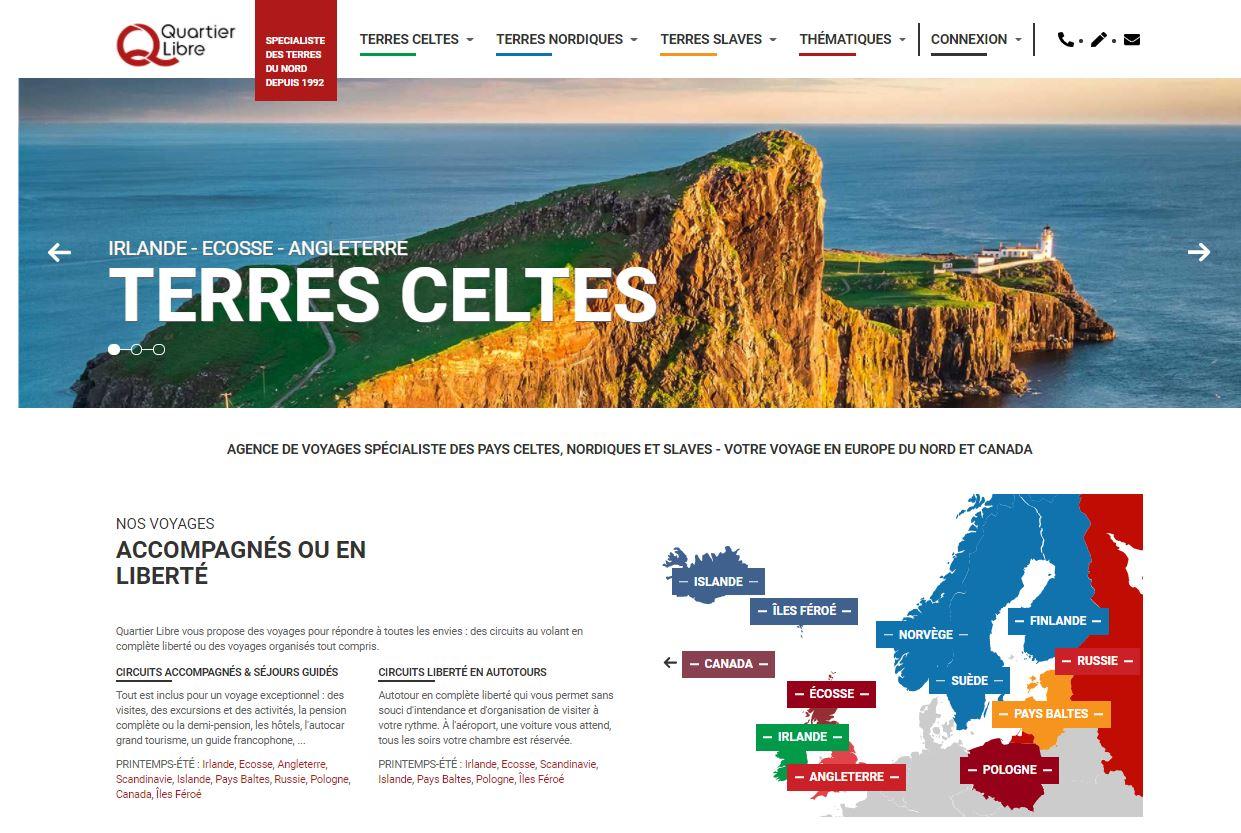 Evao.fr - Réalisation de SpeedMedia Services